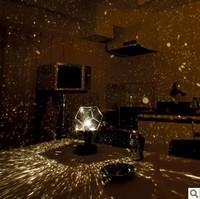 2013 Special New Fashion Astro Star Laser Projector Cosmos Light DIY Starry Sky Diascope Scientific Projector Cosmos Light