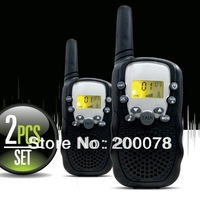 2014 New Generation 99 private code pair walkie talkie t388 radio walk talk PMR446 radios or FRS/GMRS 2-way radios flashlight