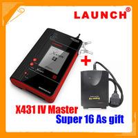 2014  New Arrival 100% Original Update Online Launch X431 IV,Launch x-431 IV,Launch x431 Master,x431 IV Free DHL Shipping