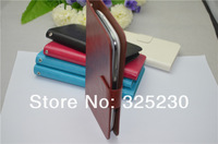 30pcs/lot universal 3.5/4.0/4.5/4.8/5.2/5.5 inch leather case for iphone/sangsung/HTC free shipping