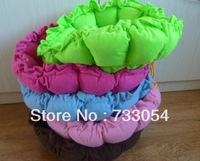 2013  new  fashion Christmas  dog bed  pet  products dog  house knnel  nest mat  cottoncable pumpkin dog kennel  free  shipping