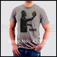 DARTH VADER WATCH star wars mens  short-sleeve t shirt  / 2013 mens sport casual t shirt