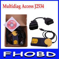 2013V Multi-Di@g Access J2534 Pass-Thru OBD2 Device Multi-Di@g  V2013 multidiag