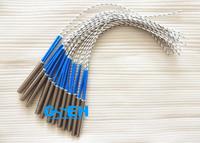 Machine heater element Cartridge heater Diameter.10mm x L88mm 220V 300W 300mm lead cable