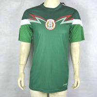 2014 World Cup Mexico Home Soccer Jersey,Mexico green CHICHARITO,DOS SANTOS ,GUARDADO,AQUINO jerseys,Free shipping S-XL