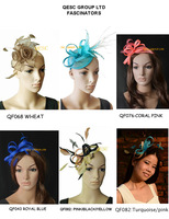 Mix colors and styles Sinamay fascinator hat hat for kentucky derby ,wedding,Melbourne cup,ascot races party .