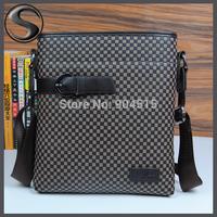 Free Shipping Wholesale Price Bag New Arrival Fashion Shoulder Bag Famous Design PU Leather Men Messenger Bag Men's Laptop Bag
