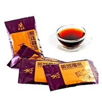 Curiosa Refined Small Bags Packaging Royal Brewing Ripe Pu'Er Tea,Health Care Weight Loss Food Items Yunnan Tea As New Year Gift