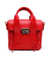 Luxury New 2014 Smiley Double Zipper Brand Women Handbag Small PU Leather Messenger Bags Cross-body Shoulder bags Desigual Tote