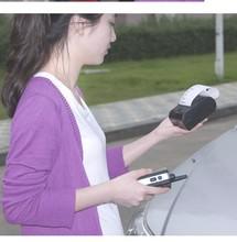 Portable  Best  Bluetooth Printer 58mm Thermal Printer Mini  Printer   POS  Receipt  Wireless Printer