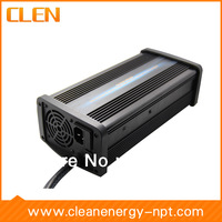 Intelligent 48V 10A/15A/20A Lead Acid Battery Charger Current Switchable Battery Charger MCU Controlled