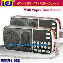 mp3 portable radio reviews