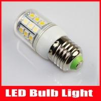 E27 5.5W 360-Lumen 30 x 5050 SMD LED Warm White(3000-6500K) White(6500-7000k ) LED Light Bulb (110V-220V)