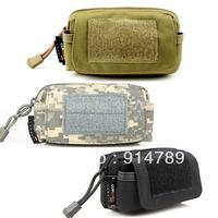 FREE SOLDIER TACTICAL CORDURA SERVICE PACK MINI POCKET MOBILE PHONE BAG-33626