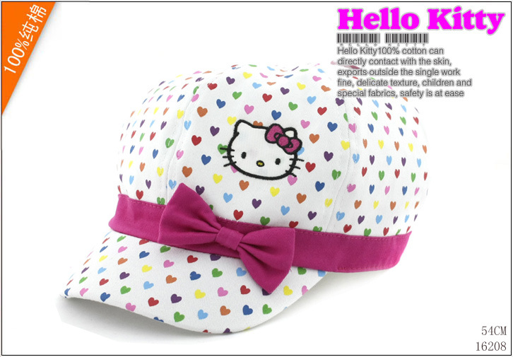 new design kids girls caps,fashion children adjustable baseball cap,feltfit sport summer sun hat, best chritmas gift(China (Mainland))