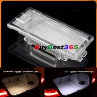 Rear Boot LED Trunk Luggage Compartment Light lamps For E39 E60 F10 M5 E61 E53