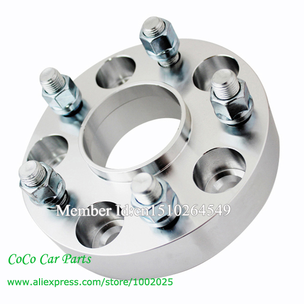 5x100 20mm Thickness Aluminum Wheel Spacers Wheel Flange Forging Tire Flange Tire Widened Gasket(China (Mainland))