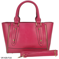 Free Shipping 2013 New Arrival Women Handbags Front Zip Detail Tote Bag Fashion Shoulder Bags VK1426