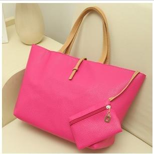 2014 fashion women designers handbags high quality shoulder bags for woman genuine PU leather organizer totes