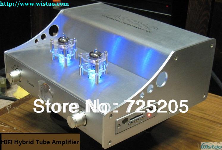 2 X 60 Вт гибридный hi-fi