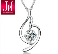 Fashion Jewelry Jpf 925 fine silver Short pendant