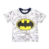 5124 wholesale new brand Baby boy's t-shirt batmen design summer cotton tees 6pieces/lot  t shirt clothes