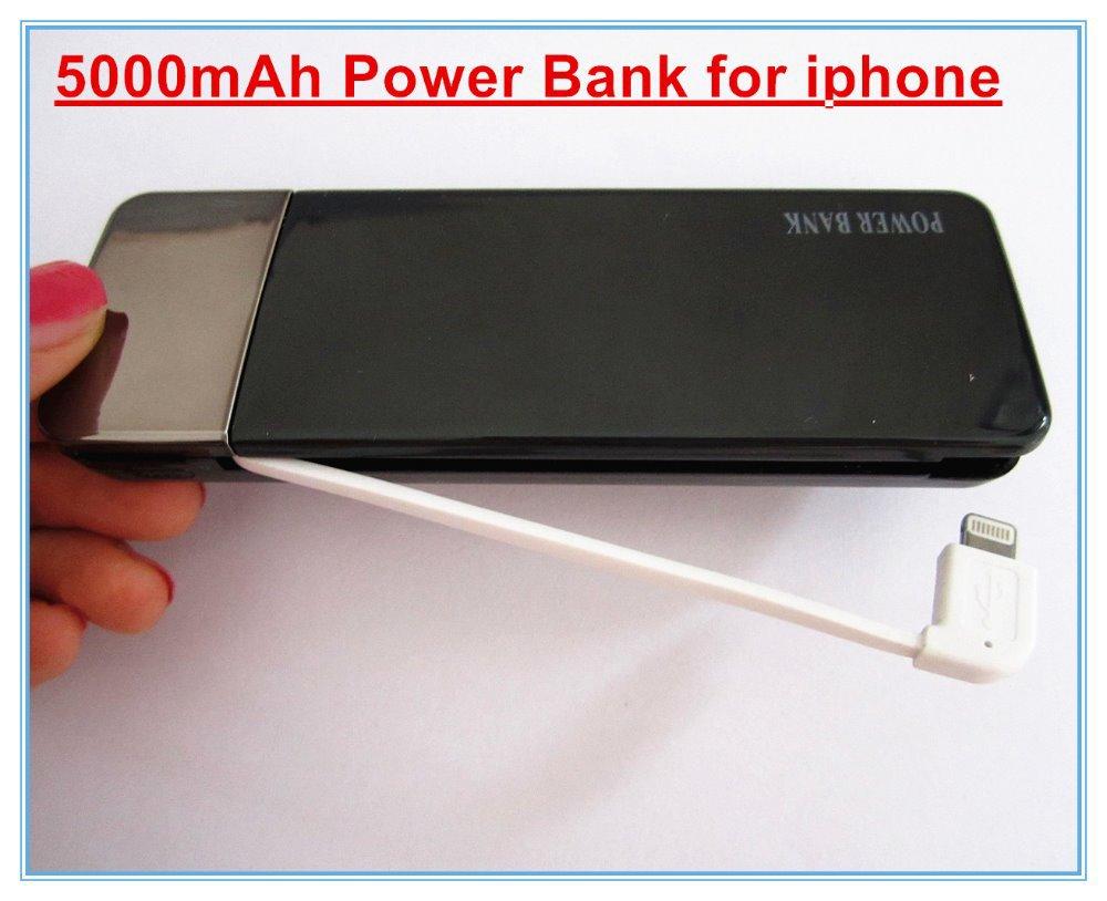 Зарядное устройство 5000mAh iphone 6 6plus, 5s 5c 5 quadral quintas 5000 5 0