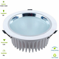5 inches 12W LED Recessed DownLights For Square , High Brightness