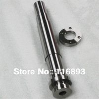 Vacuum heat treated nitrogenization ejector sleeve core pin insert sets for plastic injecting mold components