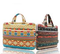 Pop fashion Bohemia handbag notebook laptop sleeve bag case cover 11 12 13 14 15.6 inch for women MacBook air pro 11 13.3
