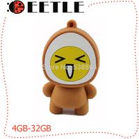 usb flash drive pen cute gift egg usb 2.0 32gb pen drive 16gb flash memory card 4gb 8gb flash drive