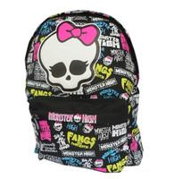 Moster High Style Backpacks Softback Brand New Print Fashion Zipper Daily Backpack Unisex School Children Bags(BA-031)