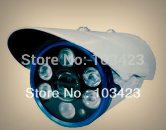 Free Shipping 750 TVL Waterproof Security Camera,  CMOS Board MT9V-139