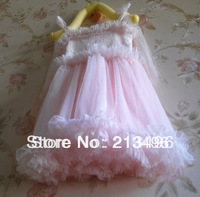 Wholesale - NEW !free shipping girl lace dress ,kids dresses 5pcs/lot