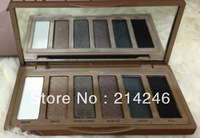 Free Shipping  New Makeup 6 Color Eye Shadow Palette 3 color sets for your choice makeup eyeshodow pigment