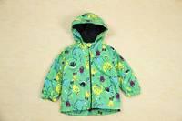 Free shipping 6 pcs/ lot Topolino boys new 2014 children Outerwear kids jacket child trench dinosaur carton colourful