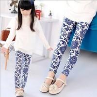 aoth7 casual girls leggings 3-8 age girl legging kids leggings 5pcs/ lot free shipping