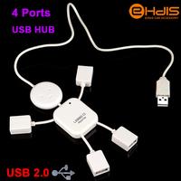 Free shipping Lovely humanoid USB extension HUB/USB2.0/USB splitter / a drag four hubs / USB hub with 4 port funny man usb hubs