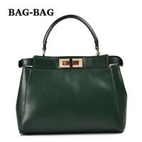 2014 Small Crocodile Brand Designer Women Genuine Leather VINTAGE Handbag/Tote/Crossbody bag Real Cow's skin Fashion Girls R074