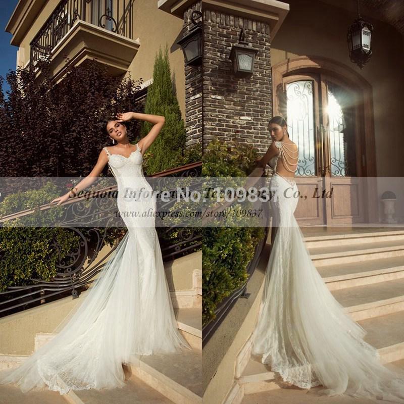 Свадебное платье Sequoia Vestido noiva Galia K0757 вечернее платье mermaid dress vestido noiva 2015 w006 elie saab evening dress