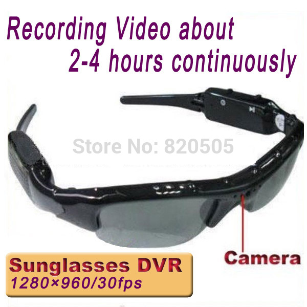 New 2014 hidden camera sun glasses mini camcorder,hidden sunglasses camera with video recorder,mini DV DVR(China (Mainland))