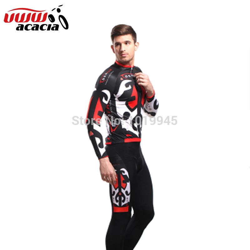 Fox Motocross Cycling Clothes Set Spring/Auunm Long Sleeve Bike Jersey/Pants Cycling Jersey Bicycle Clothing Long Pants 03013(China (Mainland))