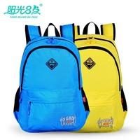 Waterproof Backpack for junior shcool backpack students school bag primary nylon preppy style travel backpack casual