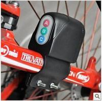 Motorbike Motorcycle Steal Alarm Lock/Excellent Security Alarm Security Bicycle Steal Lock Bike Bicycle Alarm Retail N216
