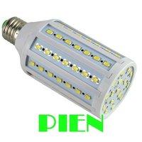 Free shipping 15W led bulb bombillas 86LED 5730smd E27 E14 B22 220V corn lamp Warm/Cool White CE&ROHS by DHL 20pcs