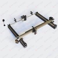 900MM*600MM Single Head DIY Laser Cutter Spare Parts Complete Set