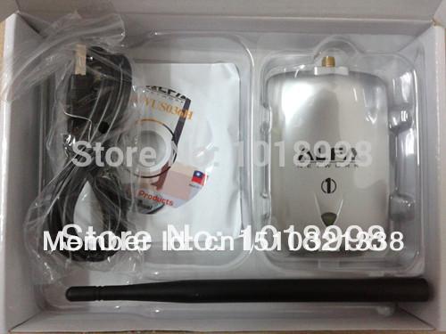 Freeshipping New 5pcs/lot ALFA AWUS036H Long Range Wireless 802.11N USB WLAN Adapter Ralink3070 Dropshipping(China (Mainland))
