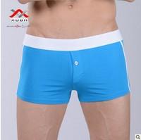 XUBA Men New Model Sexy Comfortable Cotton Trunks Boxer Underwear Free shipping