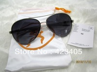 Free shipping Hot sale boy's fashion full frame Super Star lovely new metal Sunglasses accept drop shipping