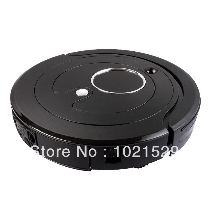 Ultra-thin Intelligent Fully-automatic Household Robot Vacuum Cleaner A380 Sweeper Mopping The Floor Machine(China (Mainland))